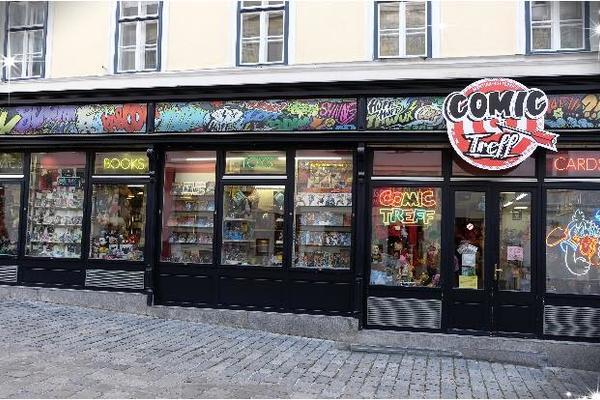 Comic Treff Wien